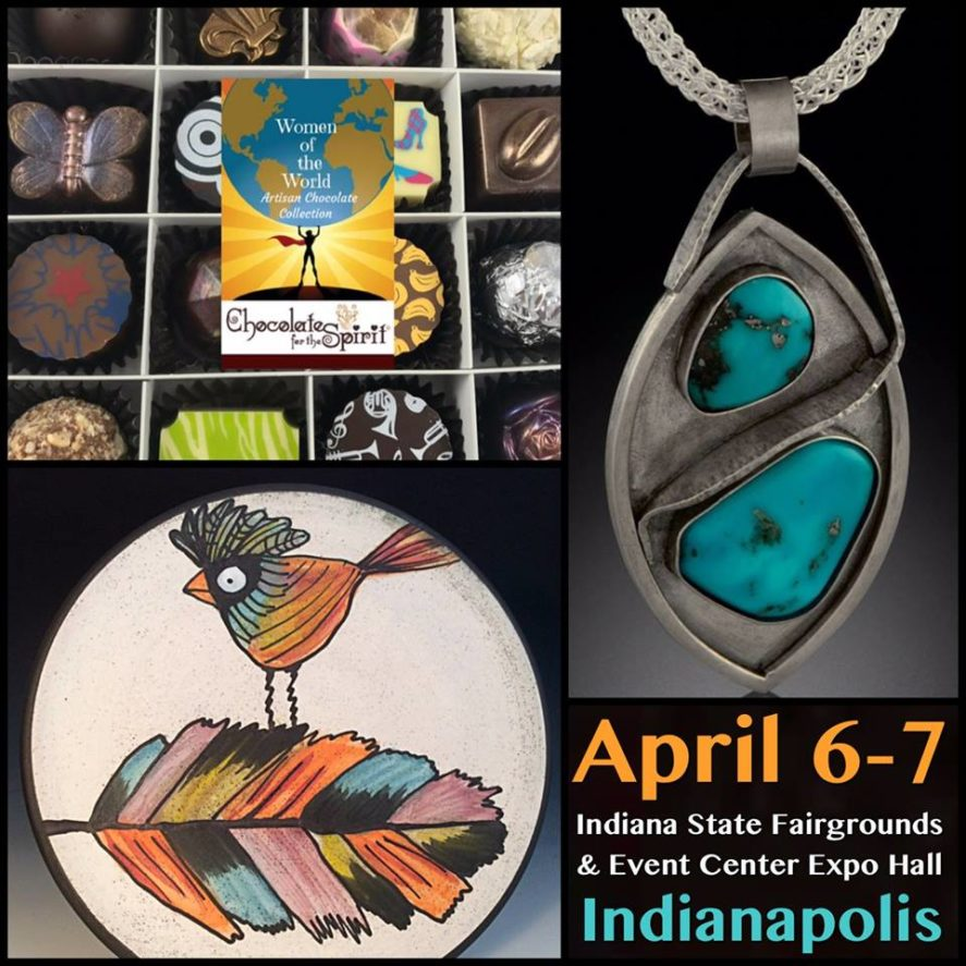 Featured Artist – Indiana Artisan Marketplace – My Champagne